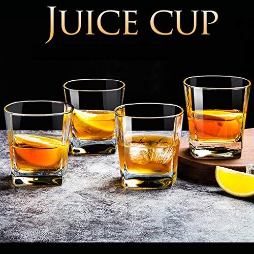 Copa de Vino Gigante Botella de whisky del partido de 189ml de...