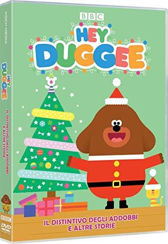 Hey Duggee – Il Distintivo Degli Addobbi (DVD Con Sorpresa) ( DVD)