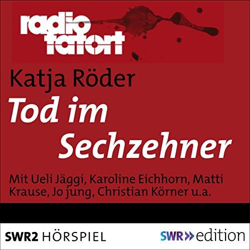 Tod im Sechzehner audiobook cover art
