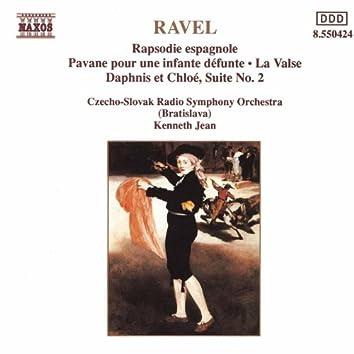RAVEL: Rapsodie Espagnole / La Valse / Daphnis et Chloe