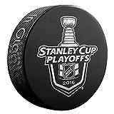 2016 Stanley Cup Playoffs Logo Souvenir Puck