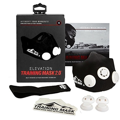 Elevation Training Mask - Máscara de entrenamiento Talla M