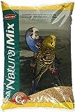Padovan Natualmix Cocorite 5 Kg Alimento completo per cocorite (pappagallini ondulati) Miscela completa di semi e cereali, selezionati, ventilati e crivellati. Dosati per soddisfare durante tutto l'anno la dieta dei canarini
