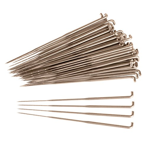 Bizzy Goods - 38 Gauge, 50 Felting Needles, Bulk Pack, Triangular Point, 3 Inch Long, 9 Total Barbs with Medium Sized Spacing, 3 Barbs Each Edge with 3 Edges, Set of 50 Needles.