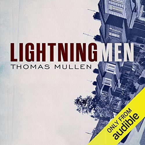 Lightning Men cover art