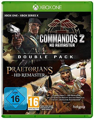 Commandos 2 & Praetorians: HD Remaster Double Pack (Xbox One)