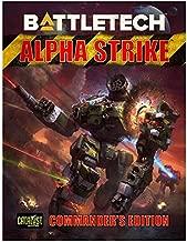 BattleTech: Alpha Strike - Commander`s Edition