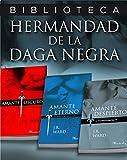 Pack 3 ebooks: Amante oscuro   Amante eterno   Amante despierto (La Hermandad de la Daga Negra 1, 2)