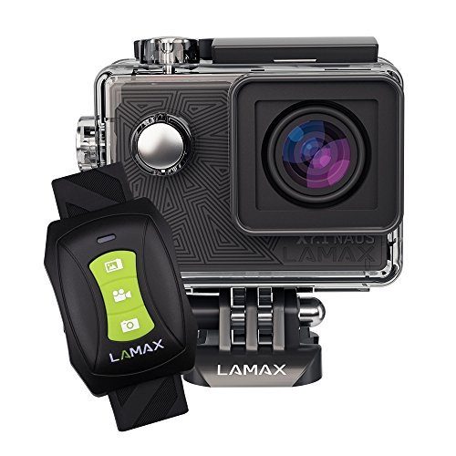 LAMAX X7.1 Naos Action Camera Full HD 1080p zwart