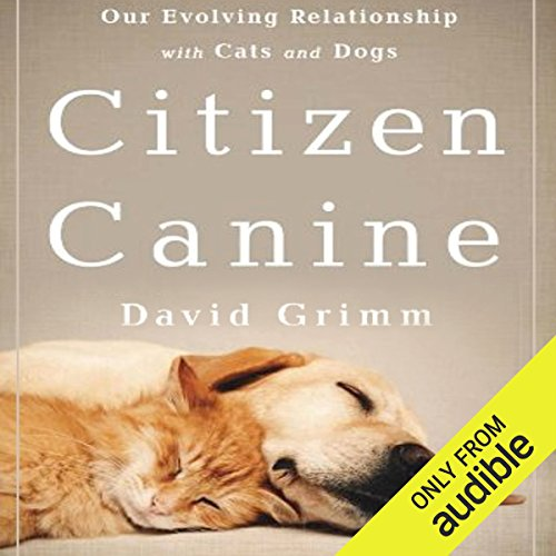 Citizen Canine audiobook cover art