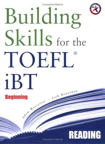 Building Skills For The Toefl Ibt Beginning Reading
