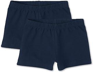 The Children's Place girls Toddler Girls Uniform Cartwheel Shorts Shorts