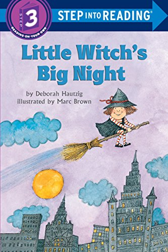 Little Witch's Big Night (Step into Reading)の詳細を見る
