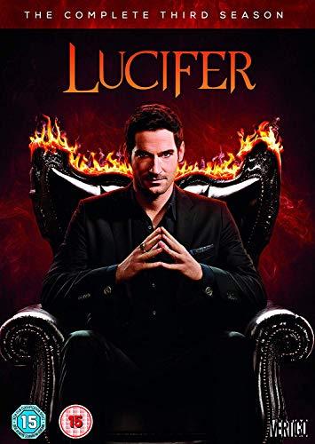 Lucifer - Season 3 (DVD) [UK Import]