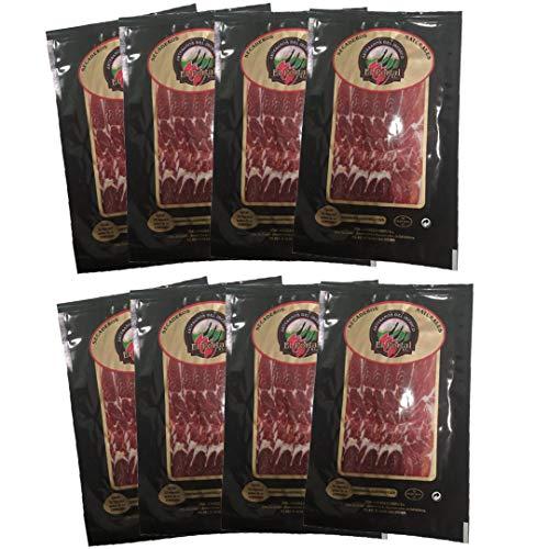 Jamón Ibérico de SALAMANCA (Paleta). ENTREGA 24-72 HORAS(52,90€) Sobres de Loncheado de 125 gr- Peso aproximado 1 kg. Joalja. Paletilla