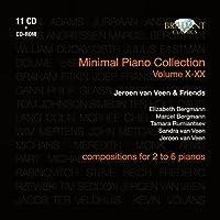Minimal Piano Collection, Vol. X-XX: Jeroen van Veen & Friends (2010-10-28)