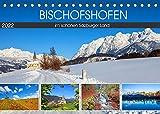Bischofshofen im schönen Salzburger Land (Tischkalender 2022 DIN A5 quer): Impressionen von Bischofshofen im Bezirk St. Johann im Pongau (Monatskalender, 14 Seiten )