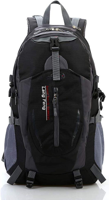 DLDL Wanderrucksack Wasserabweisende Reise Backpacking Gear Ultraleicht und langlebig für Laufen, Radfahren, Klettern, Camping B07PHR37H2  Jeder beschriebene Artikel ist verfügbar