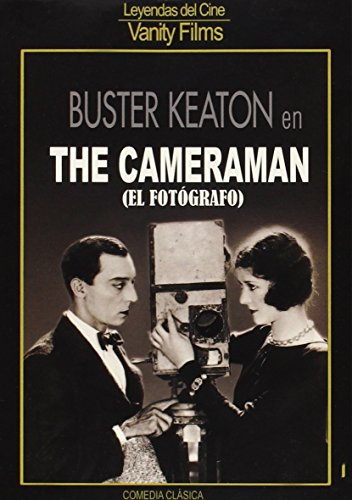 The Cameraman (El Fotógrafo) [DVD]