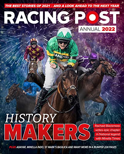 Racing Post Annual 2022