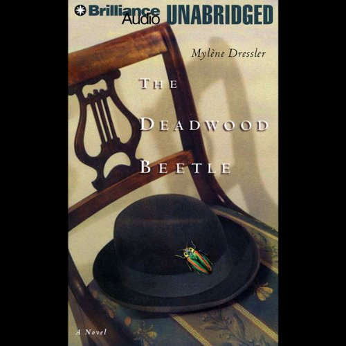 The Deadwood Beetle cover art