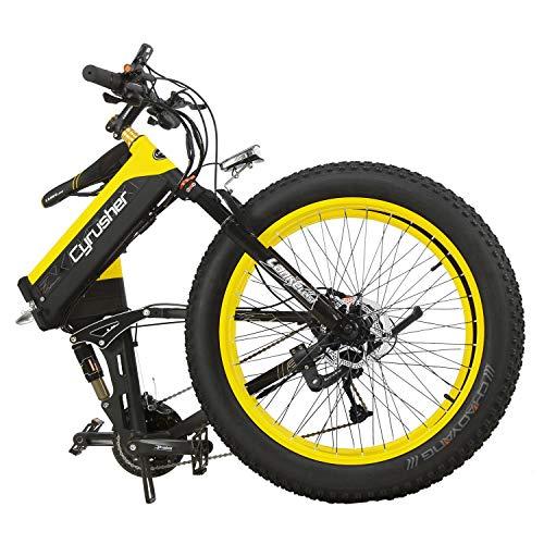 Faltbares E-Fatbike Elektrofahrrad XF690 500W Bild 2*