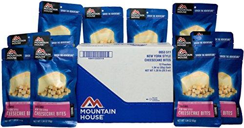 Mountain House New York Style Cheesecake Bites