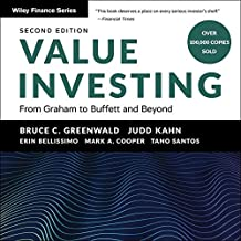 Value Investing: From Graham to Buffett and Beyond, 2nd Edition