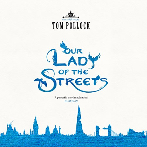 Our Lady of the Streets audiobook cover art