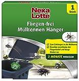 Nexa 3658 Lotte Mülltonnenhänger mit 3 Monate...