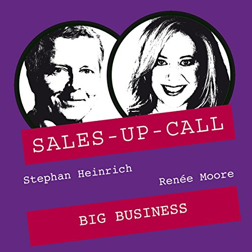 Big Business audiobook cover art