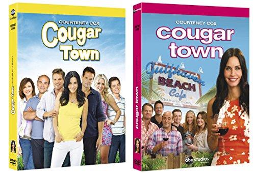 Cougar Town 3 und 4 - Die komplette Staffel/Season 3 + 4 [DVD] Import mit Deutschem Ton