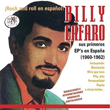 Sus Primeros Ep's en España (1960-1962)