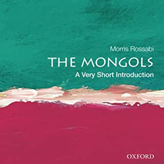 The Mongols: A Very Short Introduction  Titelbild