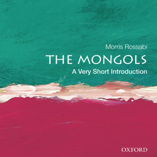 Couverture de The Mongols: A Very Short Introduction