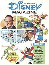 Disney Magazine September 1976 (Bob Hope/Mickey Mouse on Civer)