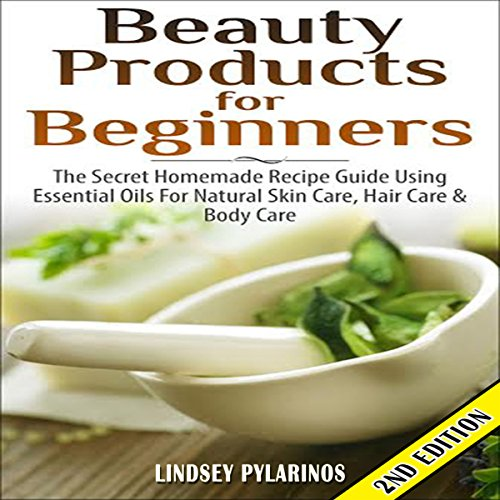 Beauty Products for Beginners, 2nd Edition audiobook cover art