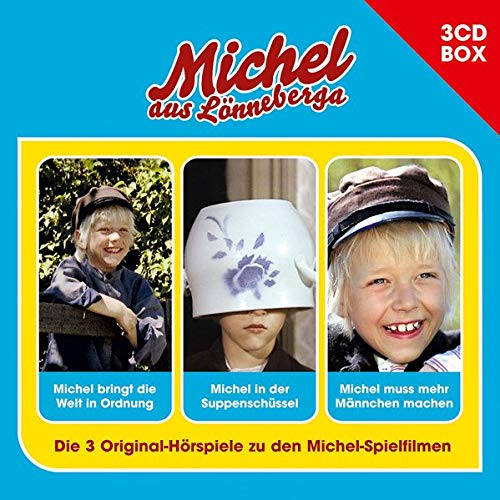 Michel-3-CD Hrspielbox