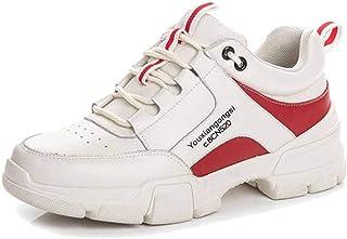 14f252e8f6f51e Femmes Chaussures De Marche Casual Chaussures De Sport à Lacets Baskets  Extérieures