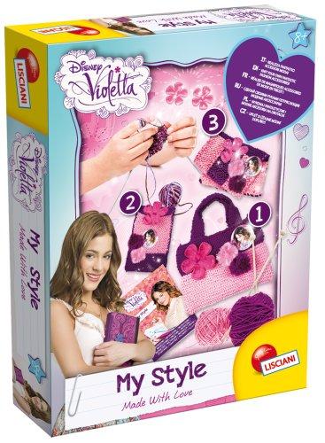 Toyland 44214 Lisciani – Violetta Mon Style Hello-Kitty Laine