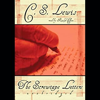 The Screwtape Letters                   By:                                                                                                                                 C.S. Lewis                               Narrated by:                                                                                                                                 Ralph Cosham                      Length: 3 hrs and 36 mins     37 ratings     Overall 4.7