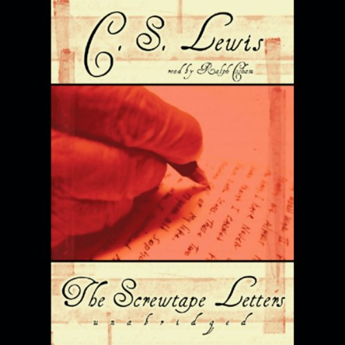 The Screwtape Letters                   By:                                                                                                                                 C.S. Lewis                               Narrated by:                                                                                                                                 Ralph Cosham                      Length: 3 hrs and 36 mins     5,854 ratings     Overall 4.5