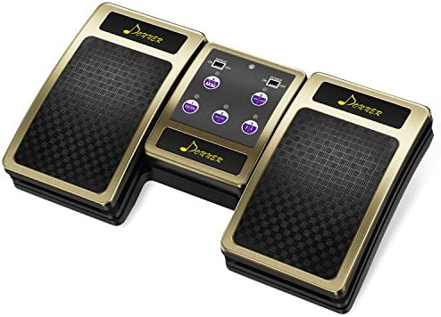 Donner Wireless Page Turner Pedal for Tablets Ipad Rechargeable Golden product image