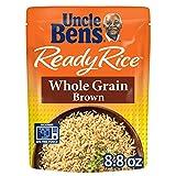 UNCLE BEN'S Ready Rice: Whole Grain Brown (12pk)