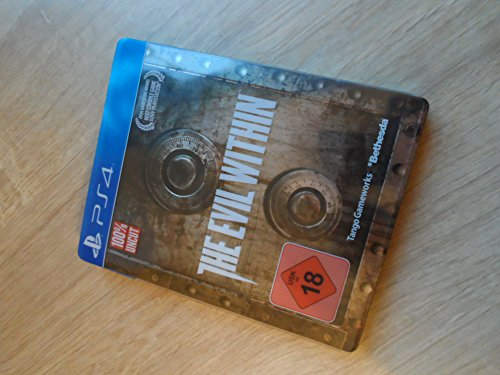 Evil Within PS-4 Steelbook Ed.