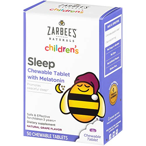 Zarbee's Naturals Children's Sleep with Melatonin