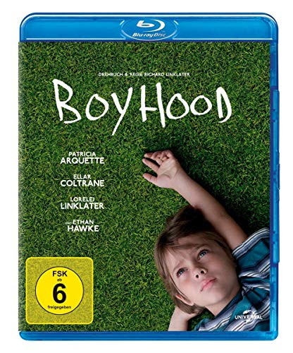 Boyhood [Blu-ray]