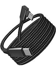 Kabel VR o długości 5 m / 16 stóp kabel USB C Oculus Quest 2 szybki transfer danych kabel do szybkiego ładowania kabel danych