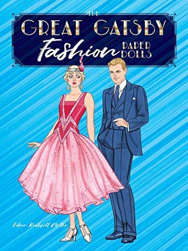 The Great Gatsby Fashion Paper Dollsの詳細を見る