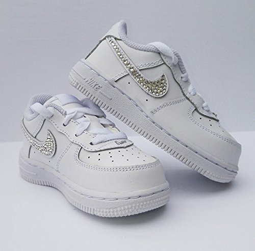Baby air force 1, Bling baby shoes